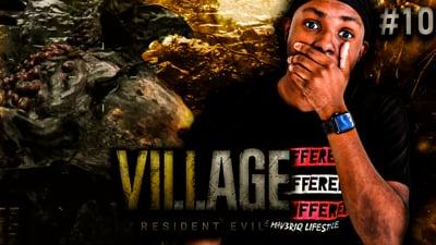 Raining TOXIC PUKE! Trent's Resident Evil: Village Walkthrough Ep. 10