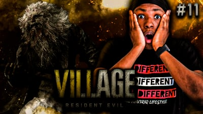 He Wants My HEAD Trent's Resident Evil: Village Walkthrough Ep. 11