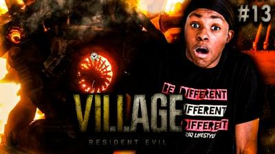 Is This Bioshock or Resident Evil Trent's Resident Evil: Village Walkthrough Ep. 13