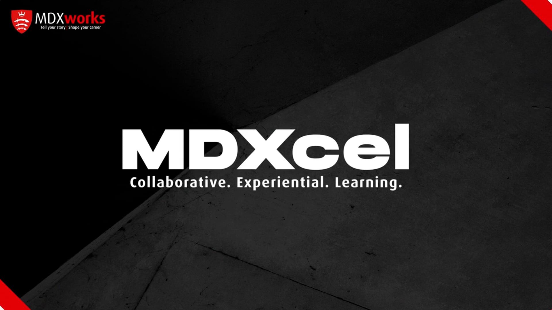 Middlesex University - MDXcel Programme