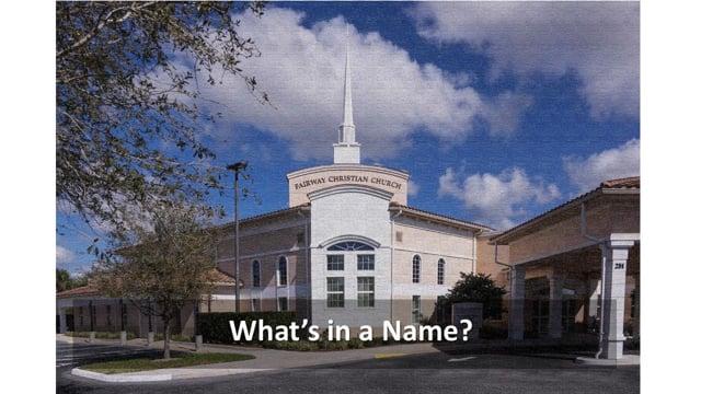 10-3-2021 Contemporary Worship Service
