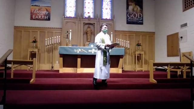 Zion Sunday Worship Service October 3 2021