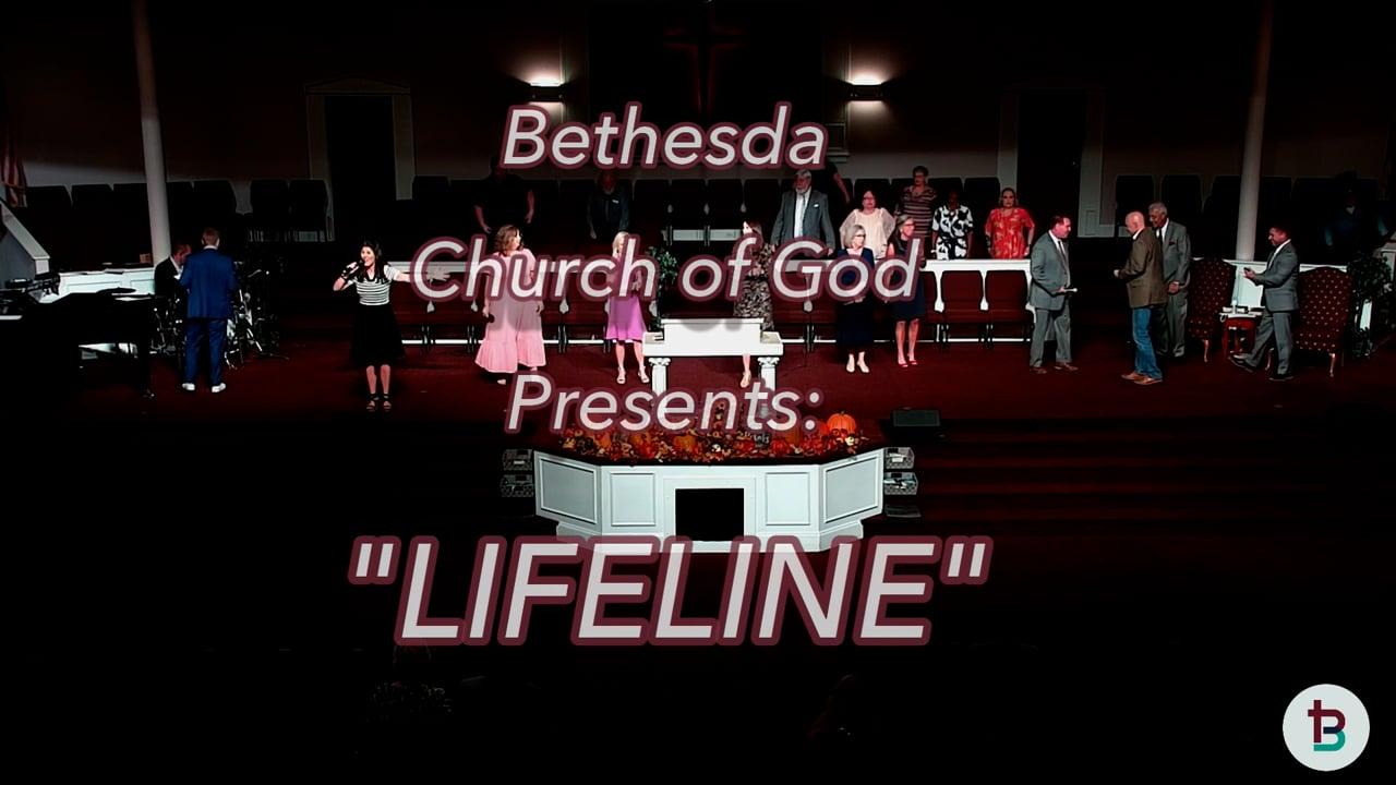 It's God Time!: Bethesda Church of God