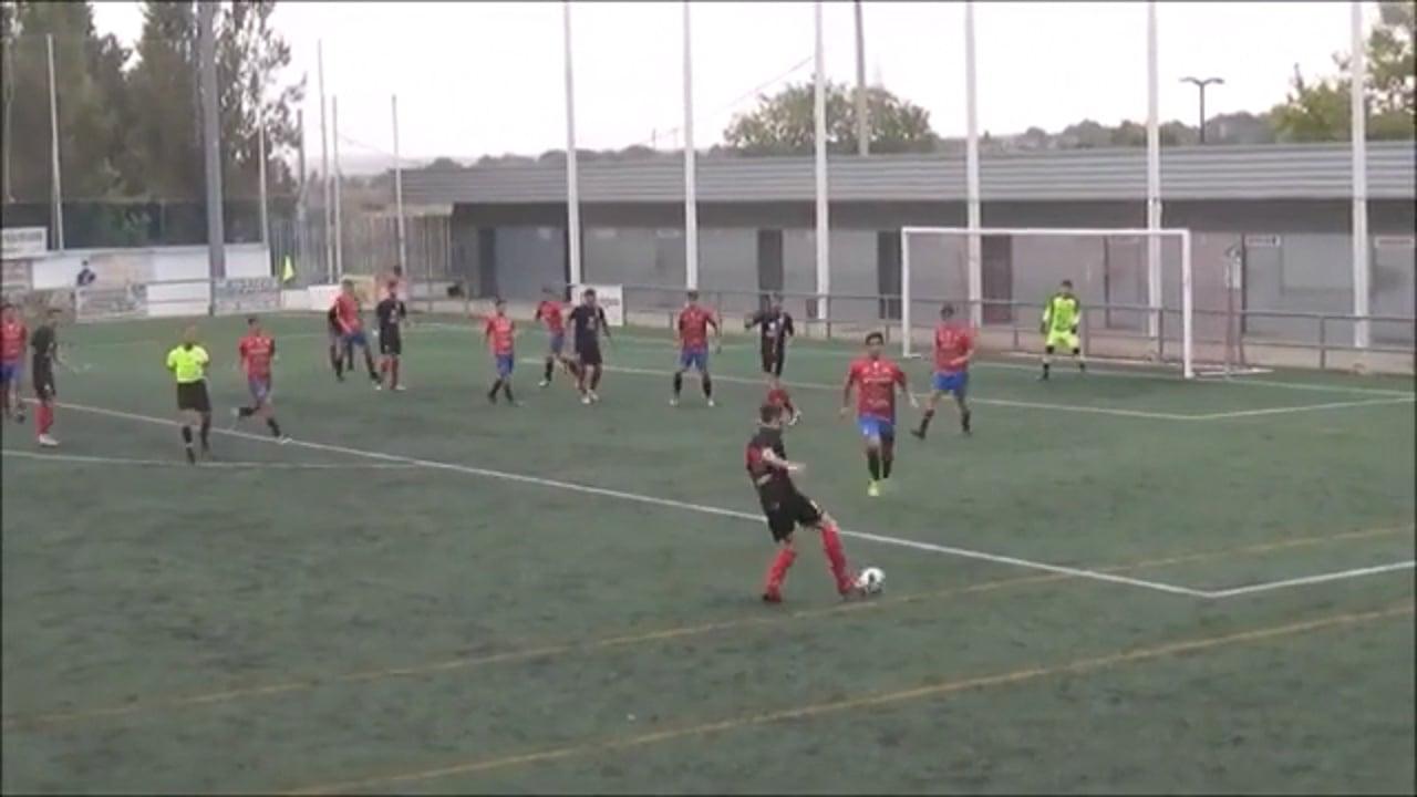 (RESUMEN y GOLES) UD Montecarlo 2-0 AD Sabiñánigo / Jornada 4 / Preferente Gr 1