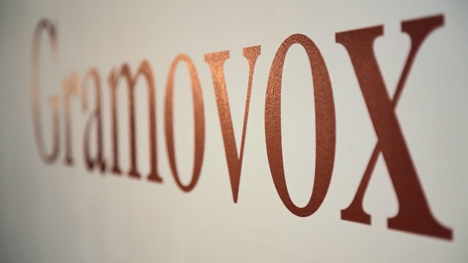 Gramavox - Vertical Record Player