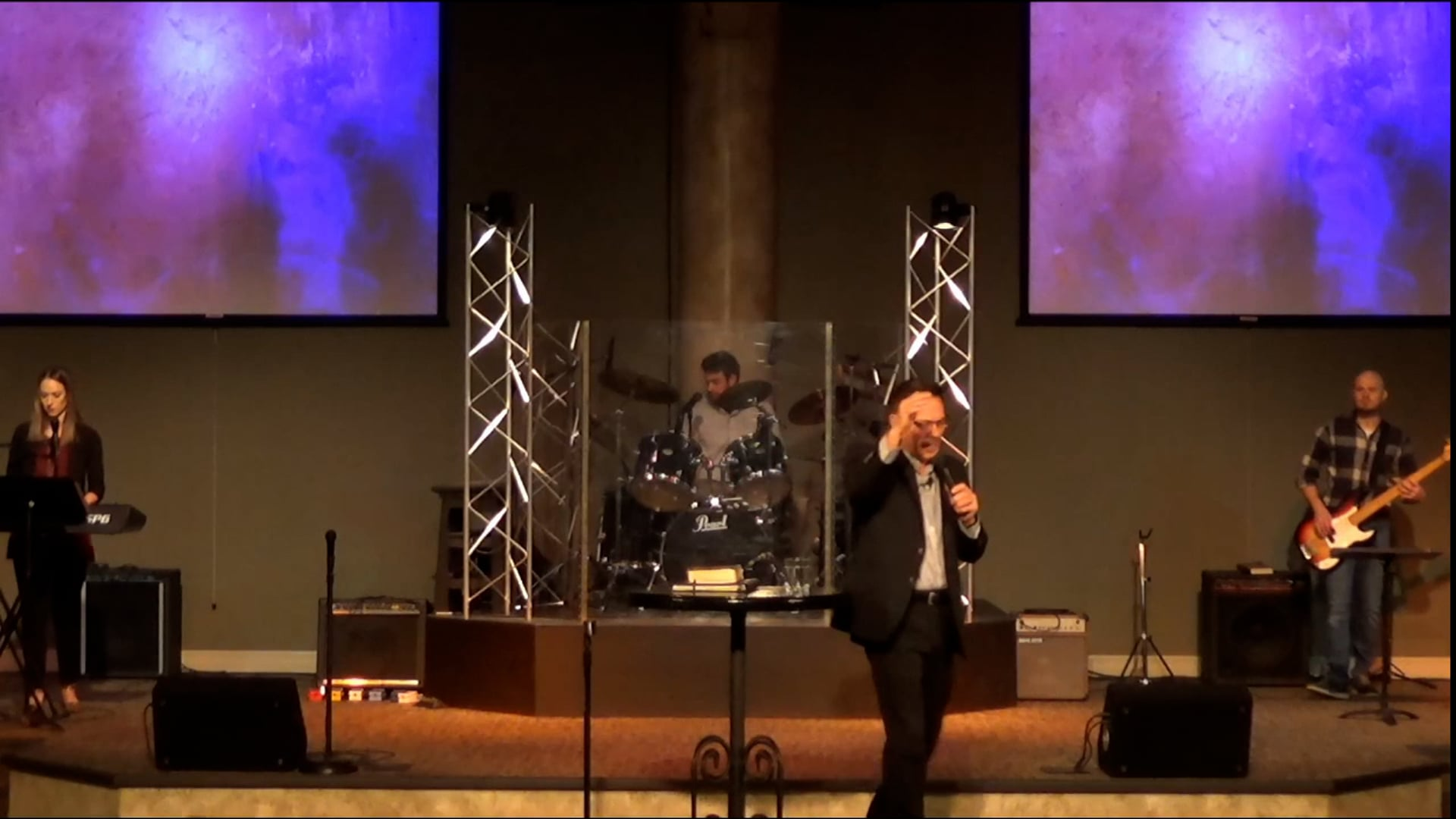 Following God's Plan for Your Life PT 3 10-3-2021 Pastor Jim Overbaugh