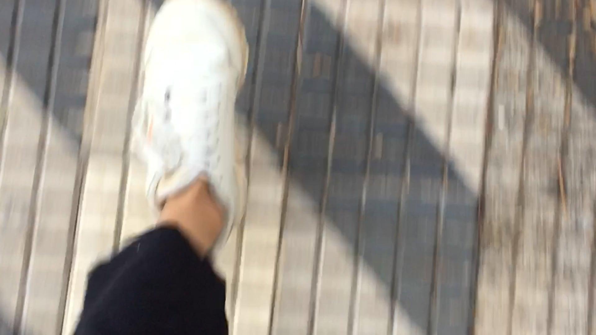 série Caminhadas, vídeo 13, parte 2
