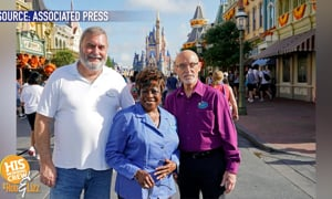 They've worked at Disney since the Beginning!