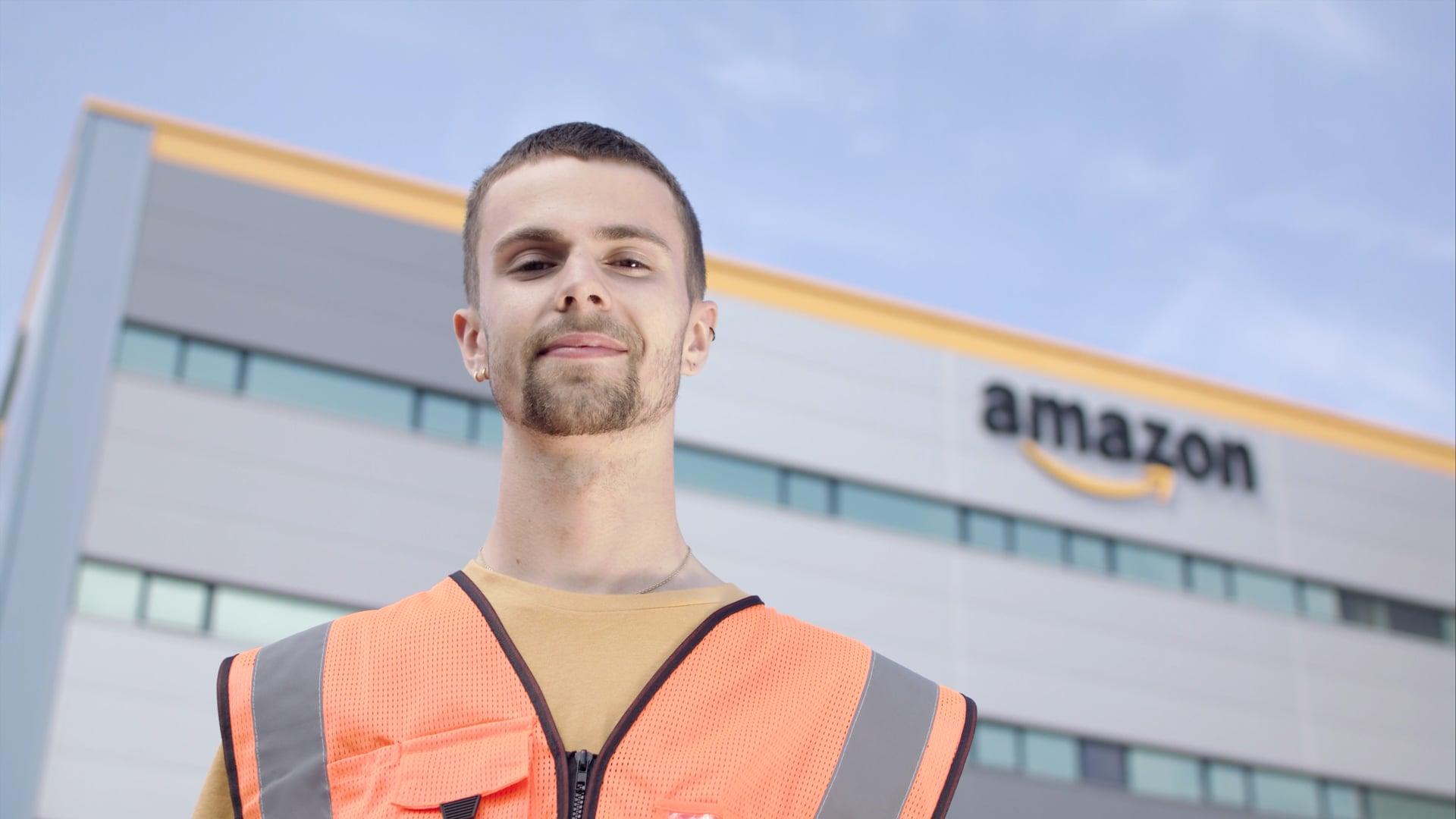Barnardos x Amazon UK