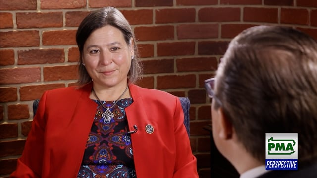 State Rep. Valerie Gaydos Talks Cybersecurity on PMA Perspective