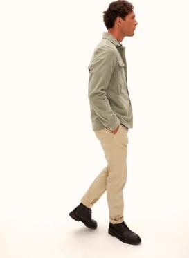Vidéo: Pantalon Chino Slim