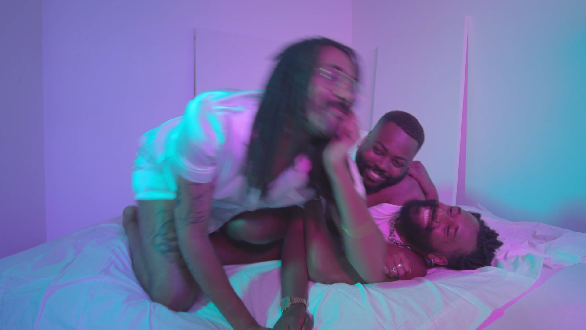Blaq In Bed - Teaser (2021)