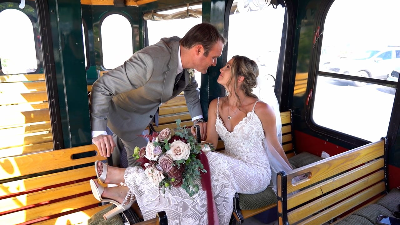 Kelly and Patrick and their Wedding Celebration at Mission San Antonio and Mount Palomar Winery