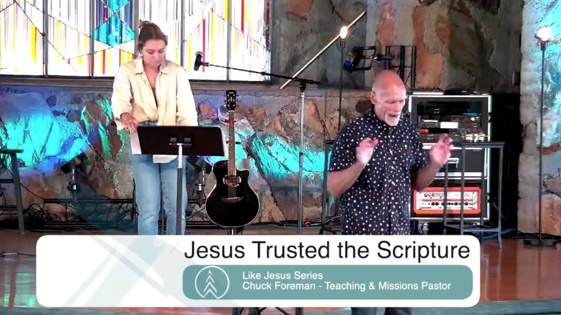 Jesus Trusted the Scriptures