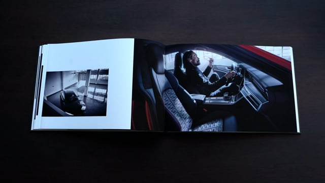 Markus Wendler/ RS7 Book