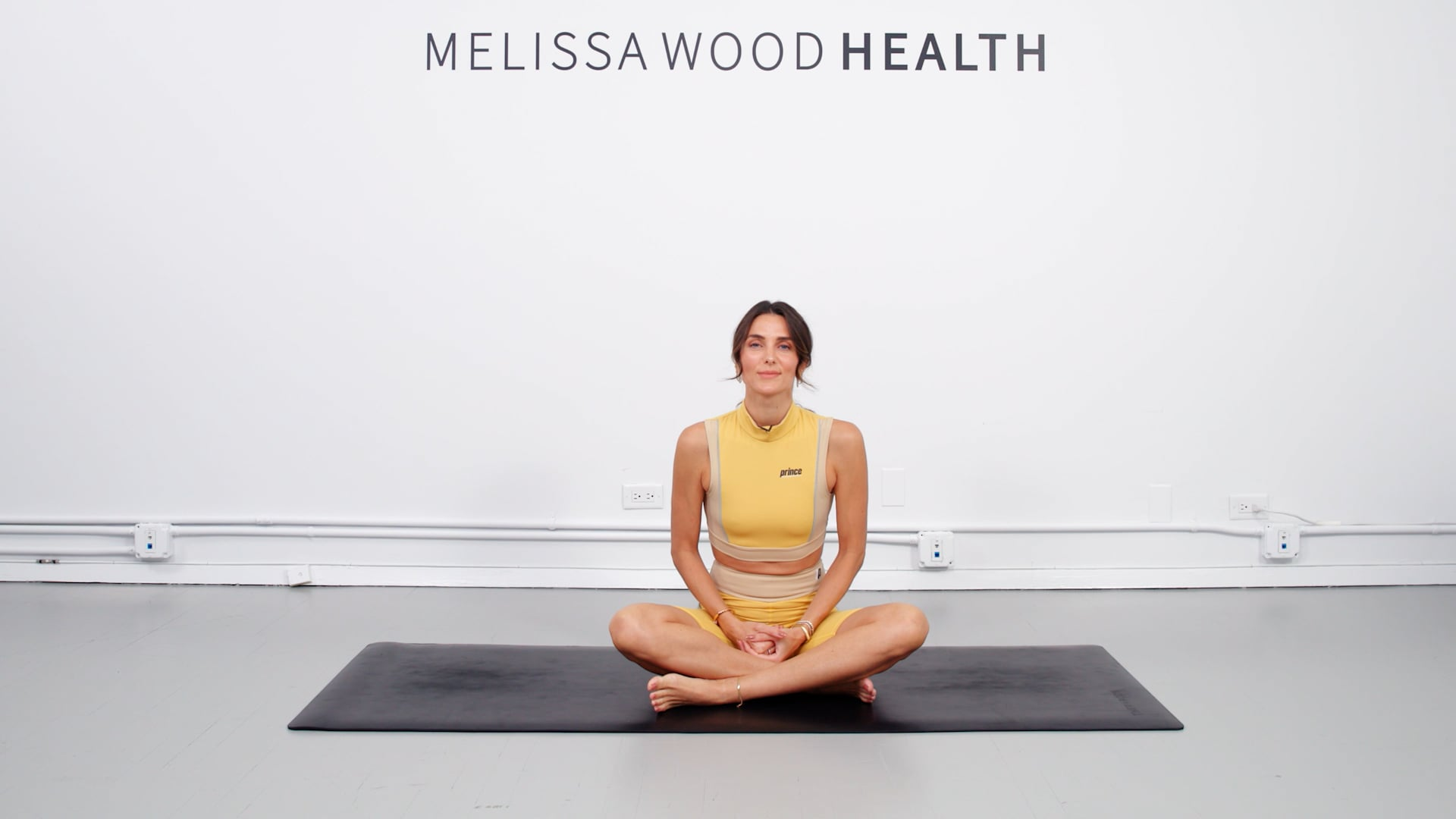 38 Min Yoga + Pilates