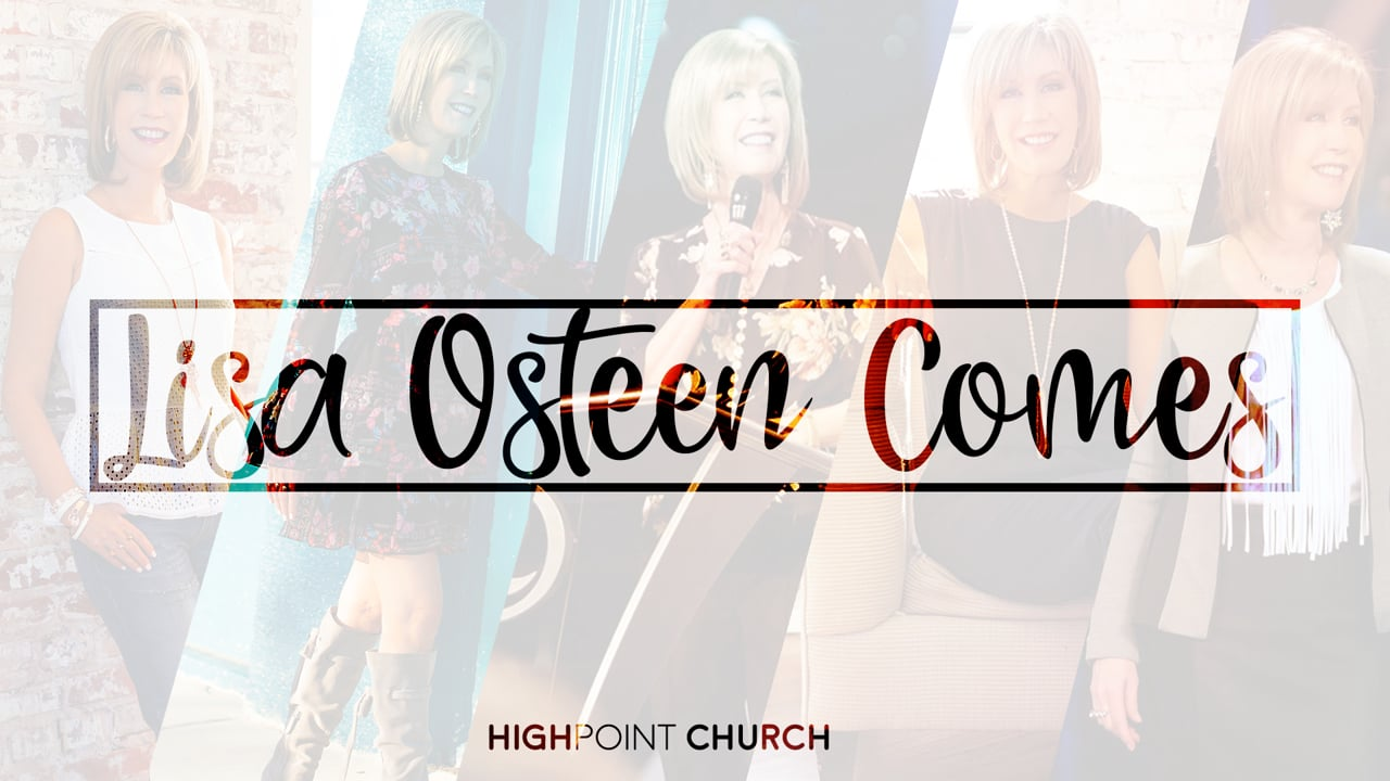 Lisa Osteen Comes