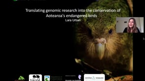 Translating genomic research into the conservation of Aotearoa's endangered bird