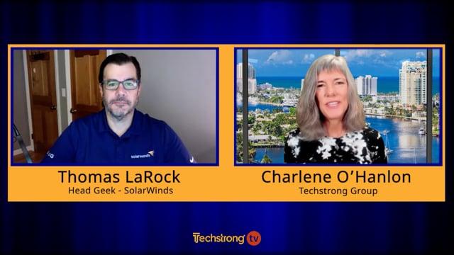 IT Trends Report 2021 - Thomas LaRock, SolarWinds