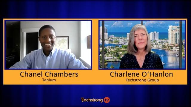 Greater Accountability - Chanel Chambers, Tanium
