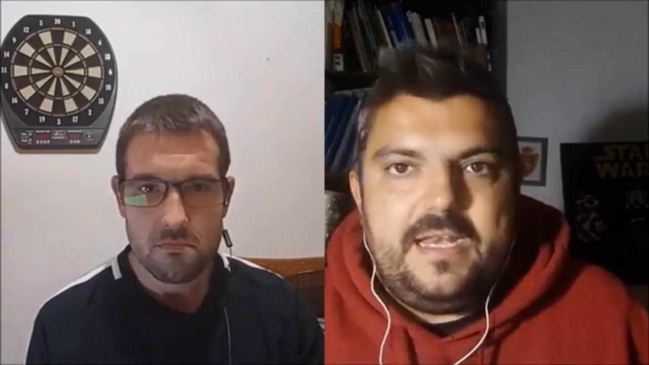 JORNADA 4 ( Análisis Preferente ) Raúl Marco y Dani Orte