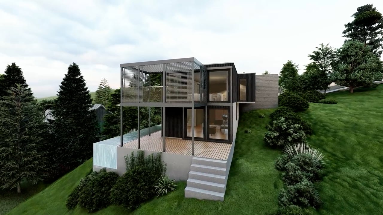 OCO Architecture in cooperation with Minimal Design - Kerry's House