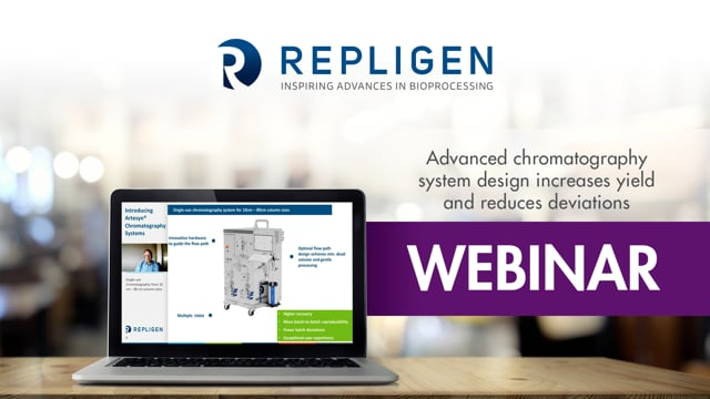 Advanced chromatography system design increases yield and reduces deviations