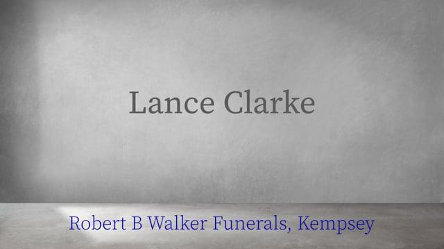 Lance Clarke
