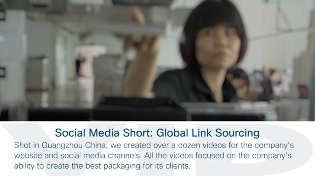 Social Media Short: Global Link Sourcing