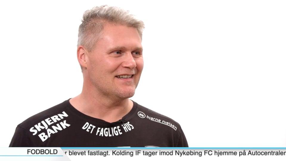 Anders Thomsen - Assistenttræner, Ribe-Esbjerg HH