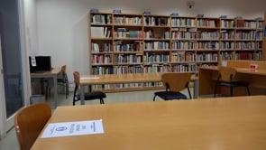 La biblioteca de l'Escala reprèn les activitats