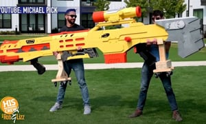 It's Nerf or Nothin'