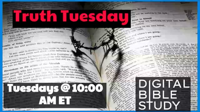 Truth Tuesday – How to Ascertain Biblical Authorities – (Part #2)