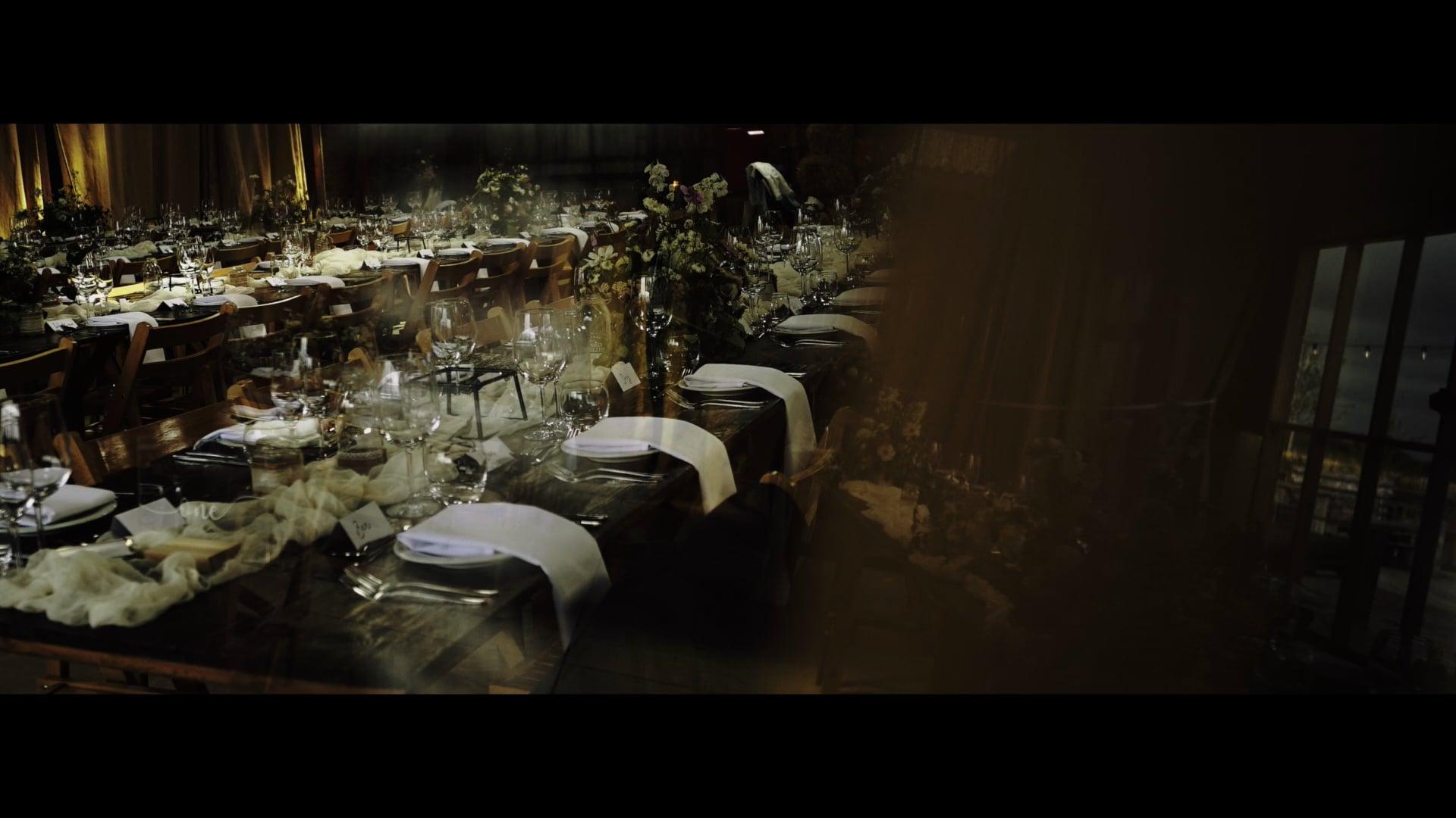 Kerstin & Gerry // Grange Barn // Highlight Film