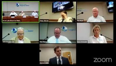 Thumbnail of video Avon Lake Board of Municipal Utilities Meeting: September 21, 2021