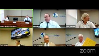Thumbnail of video Avon Lake Board of Municipal Utilities Meeting: September 7, 2021