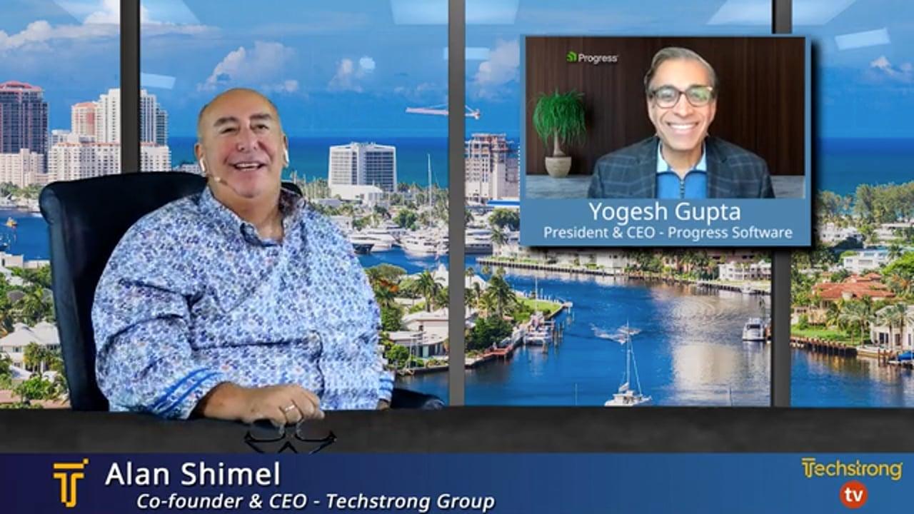 Q3 Earnings – Yogesh Gupta, Progress Software