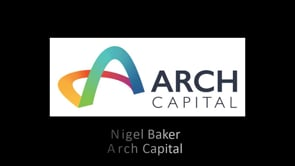 Nigel Baker from Arch Capital shares his views on the growing influence of cryptocurrencies