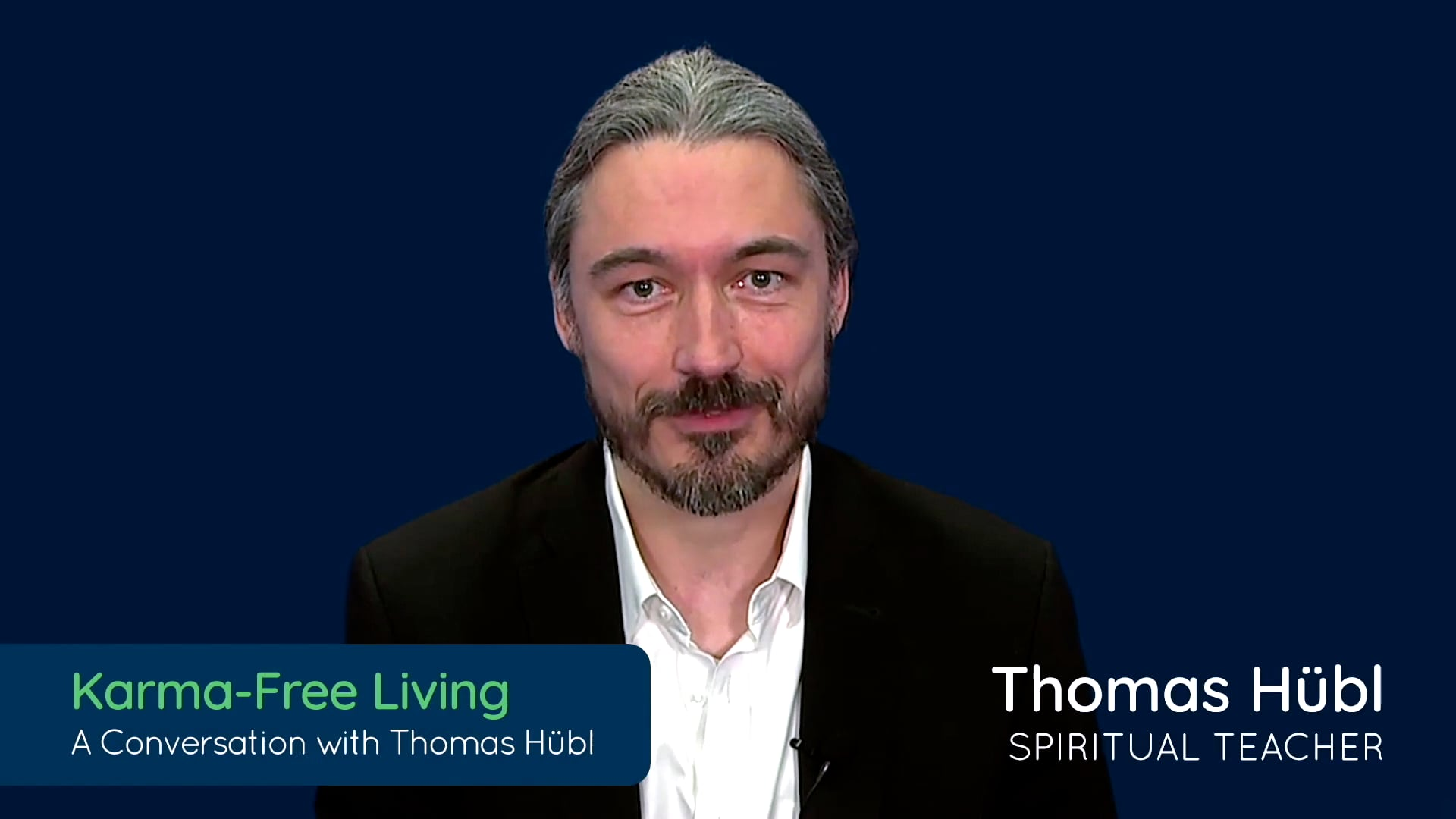 Healing the Past - Bonus Video: Karma...