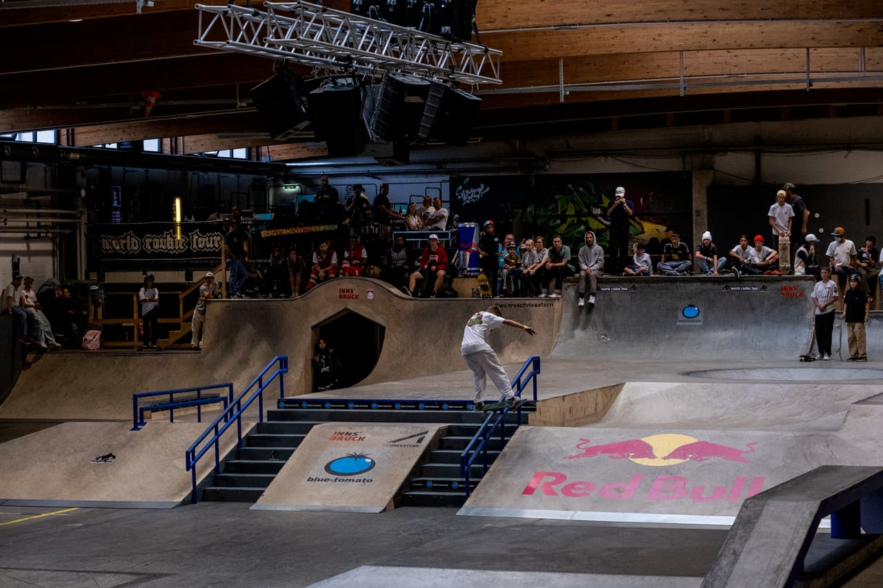 Rocco Muller - 3rd Grom Male WRT Sk8 Finals 2021