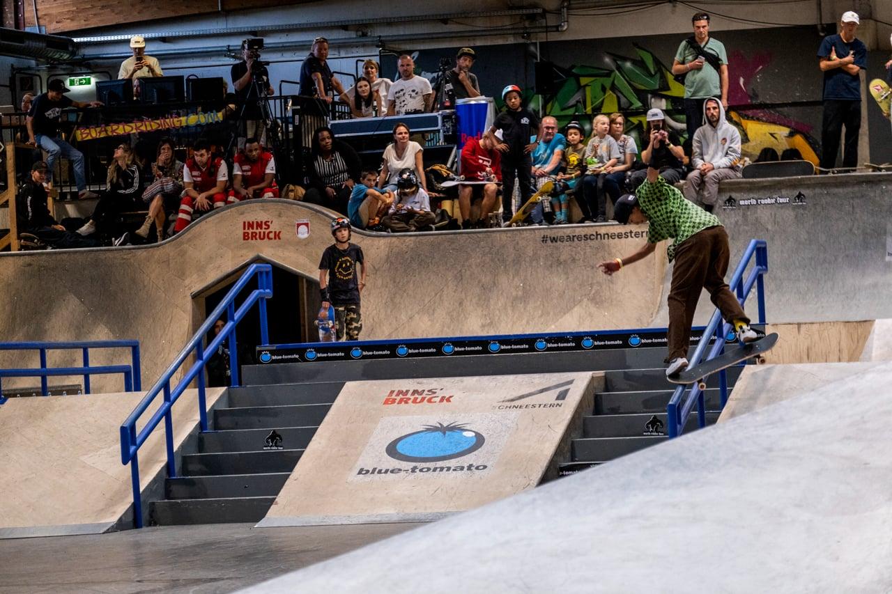 Toa Sasaki - World Grom Skateboard Champion 2021