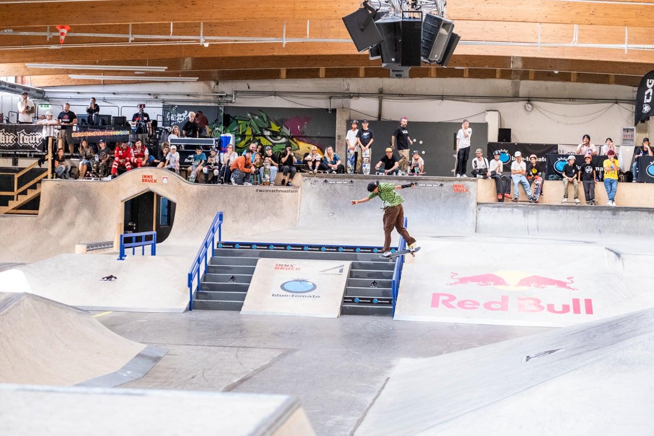 2021 World Rookie Skateboard Finals