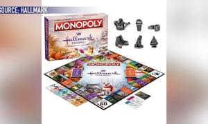 Hallmark Monopoly Game!