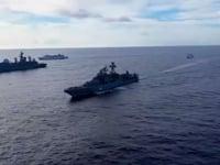 Тихоокеанский флот. У дальних берегов.