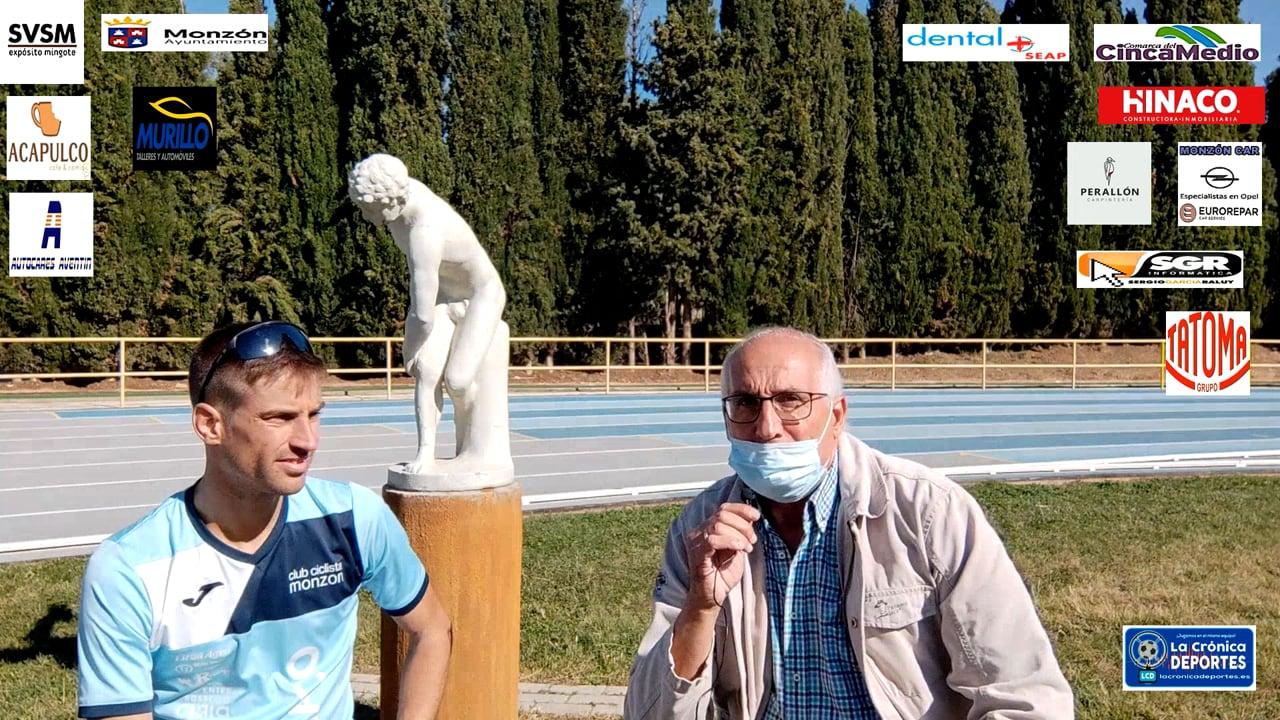ARMANDO  GARCIA  HINACO CLUB CICLISTA MONZÓN DUATLON