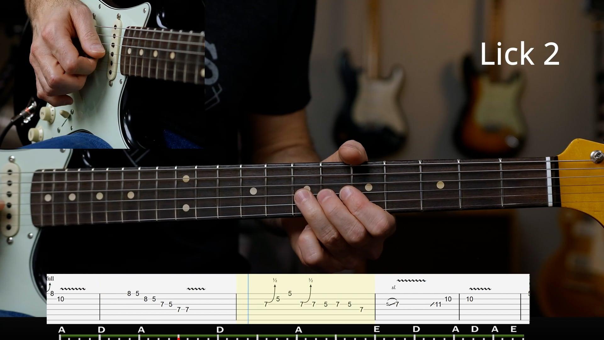 Beginner Slow Blues Lead Free Lesson.mp4