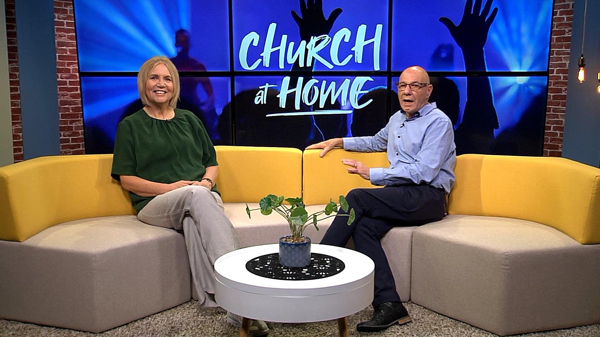 8. Church At Home - 10 October 2021