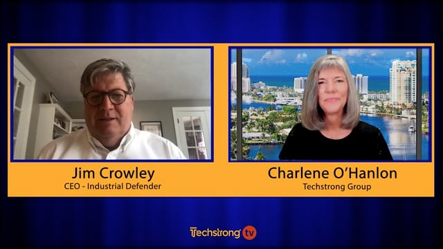 National Security Directive - Jim Crowley, Industrial Defender