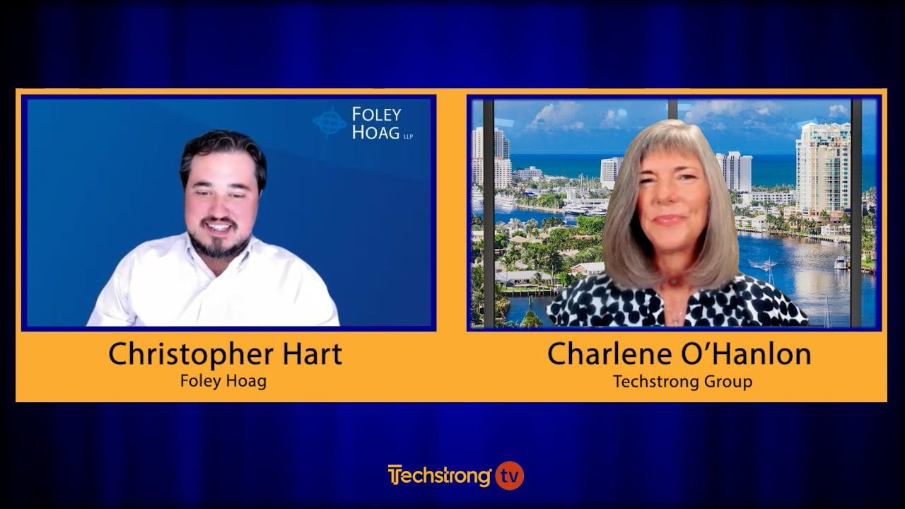 Ransomware Insurance – Christopher Hart, Foley Hoag