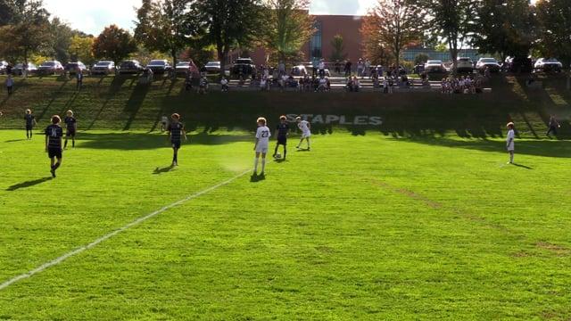 Staples Boys Varsity Soccer vs Trumbull 10/7/21